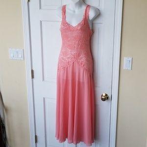 Delicates Long Nightie Gown Gown PJ